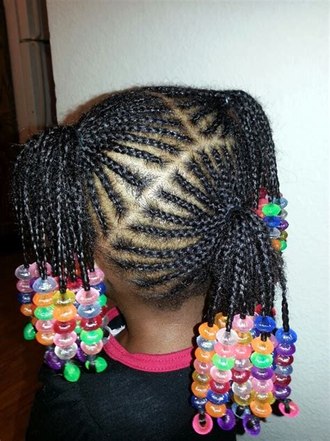little boy hairstyles with beads 1000 images about braids beads and bows for little girls