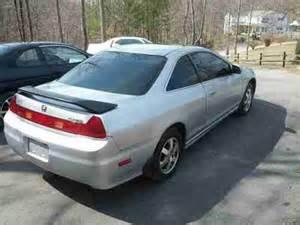 2 Door Honda Accord 2001 Buy Used 2001 Honda Accord Ex Coupe 2 Door 2 3l In
