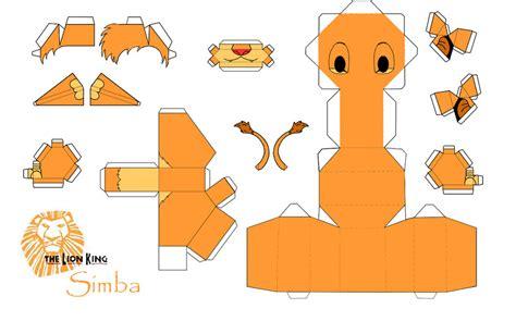 Mickey Bowling Kecil papercraft anime qyuznul chan