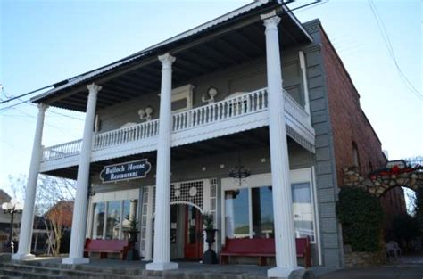 bulloch house i migliori 10 ristoranti vicino a f d roosevelt state park