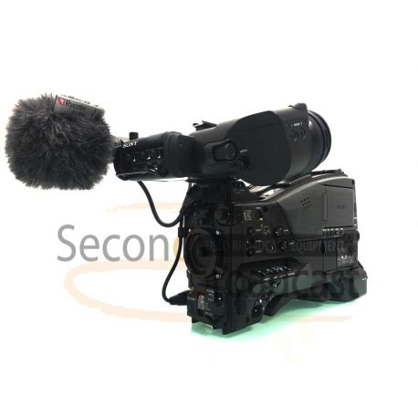 sony 4k shoulder camcorder pxw z450 used for sale