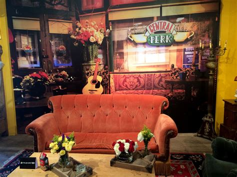 central perk couch central perk from friends opens pop up shop in soho observer