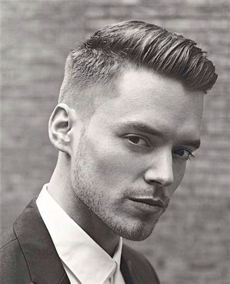 how to groom thick hair best hairstyles 9 great hairstyles for men ideas