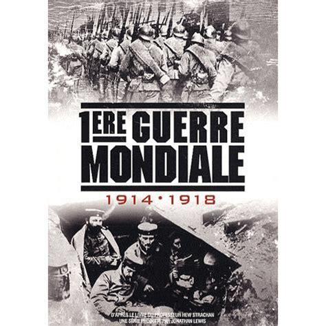 dvd 1ère guerre mondiale : 1914 1918 en dvd documentaire