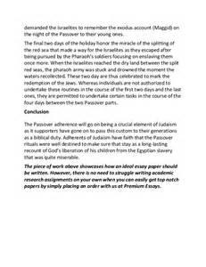 Holiday Essay Sample Essays On Holidays Holidays Essays Free Holidays Essays
