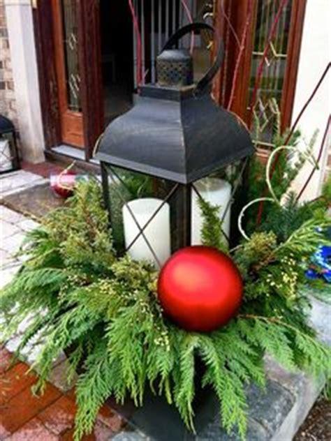 mailbox weihnachtsdekoration lanterns on lantern centerpieces