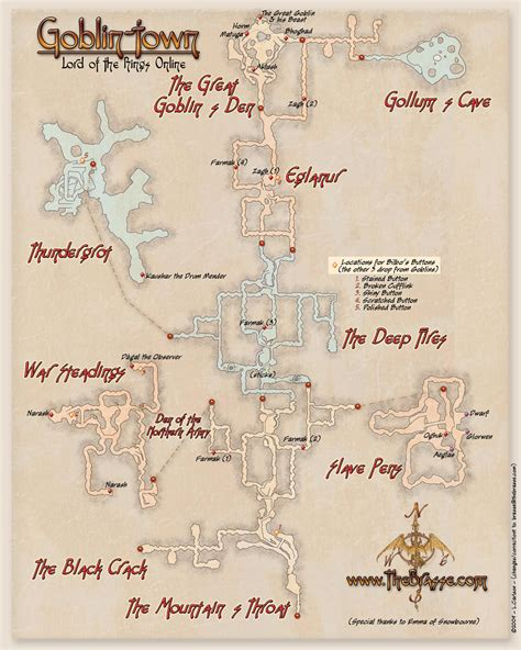 lotro old forest map learn more at thebrasse com