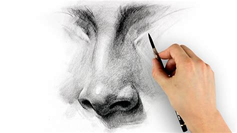 Drawing Noses by 30 Best Drawing Tutorials Learn Drawing Techniques From