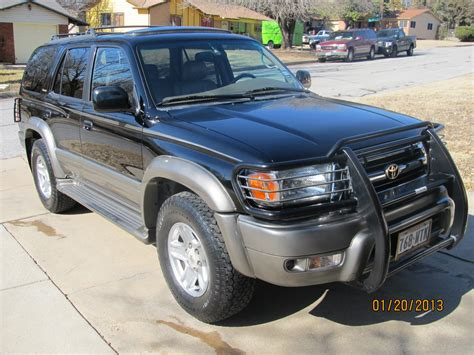2000 Toyota 4runner Limited 2000 Toyota 4runner Exterior Pictures Cargurus