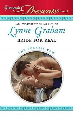 Novel Harlequin The Lynne Graham for real the volakis vow 2 by lynne graham reviews discussion bookclubs lists
