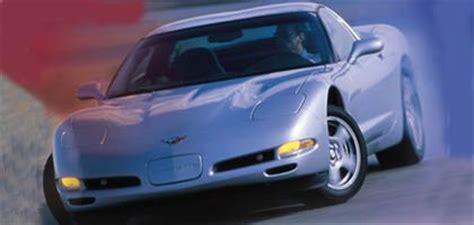 1998 chevrolet corvette price, review & road test motor