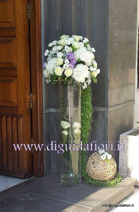 composizioni floreali vasi di vetro composizione floreale in vaso di vetro matrimonio napoli