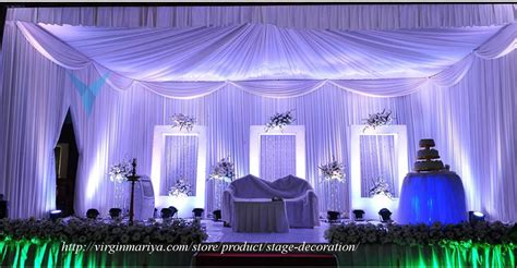 Stage Decorations by Stage Decoration Mariya Store