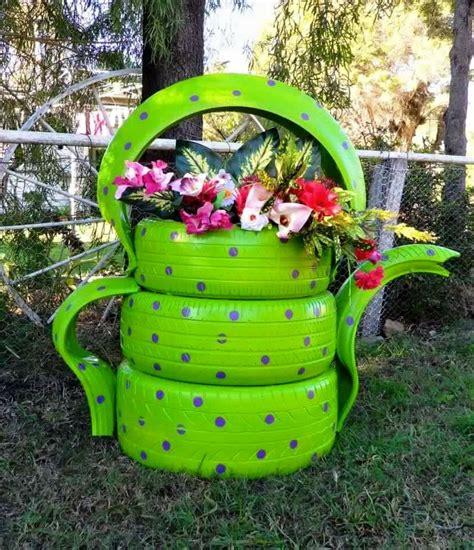 reciclaje decoracion ideas de treinta ideas para reciclar llantas ecolog 237 a hoy