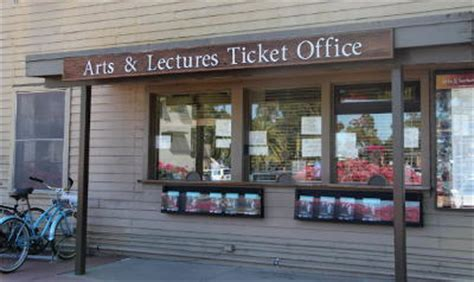 Ticket Office by Ticket Office Uc Santa Barbara Arts Lectures Contact