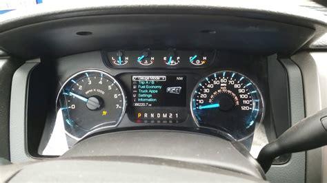 download car manuals 2008 ford edge instrument cluster 2014 f150 hidden digital speedometer youtube