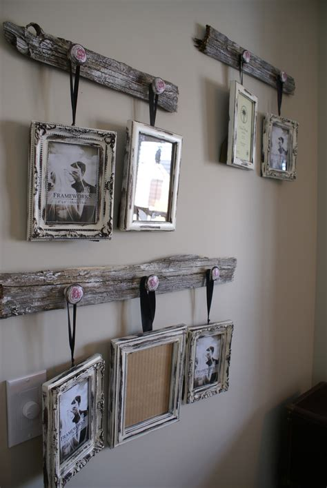 picture frame hanging ideas 27 best rustic wall decor ideas and designs for 2017