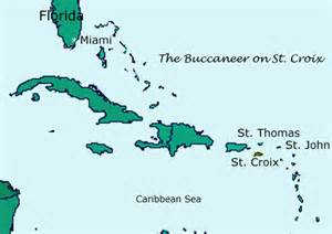 st croix us islands map the buccaneer resort st croix islands