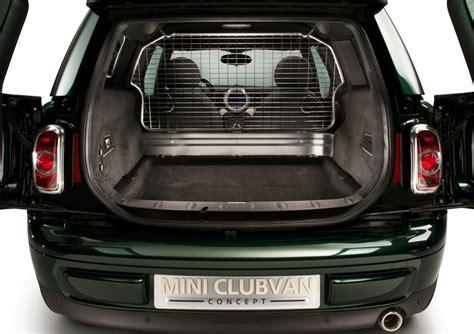 Vw Auto Mit Ladefl Che by Galerie Mini Clubvan Concept Ladefl 228 Che Bilder Und Fotos