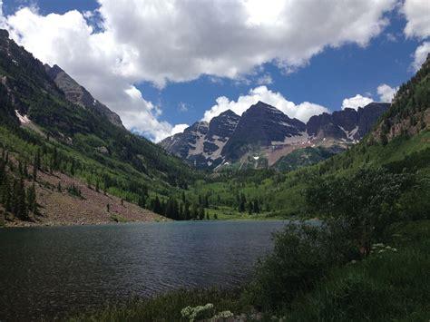 maroon bells snowmass wilderness loop colorado