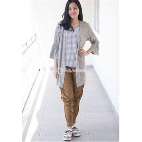 Outer Murah Shafa Cardi cardigan wanita mallory with cardi plus inner terbaru harga murah bandung dijual