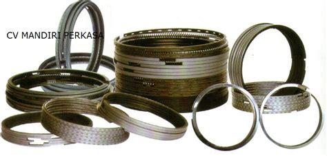Spare Part Alat Berat Loader Solenoid Engine Stop ring piston