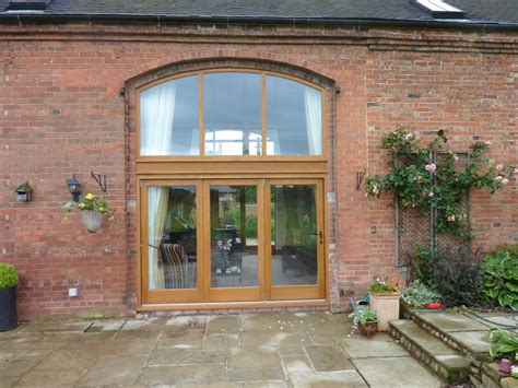 Barn Conversion Doors Timber Windows And Doors For Barn Conversion In Droitwich Traditional Conservatories Ltd