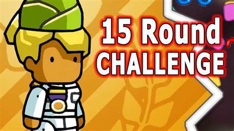 Imbb 17 Tastetea Roundup Part V by Scribblenauts Showdown Part 17 The 15 Challenge