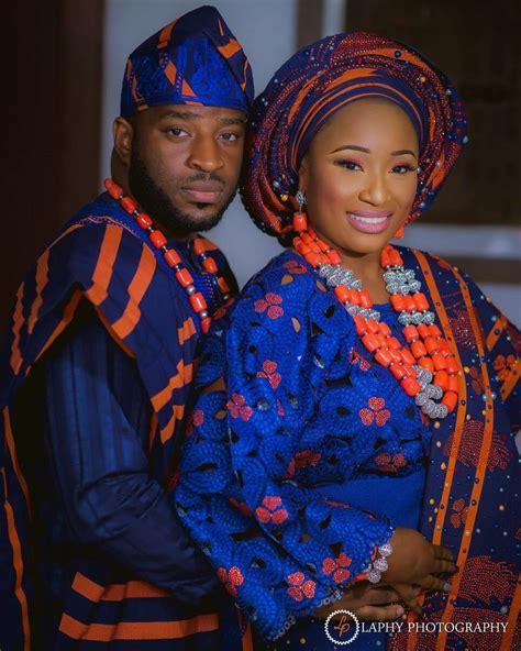 Yoruba Wedding Attire by 0000 In Yorubaland Iro Wrapper And Buba Top Is A Bridal