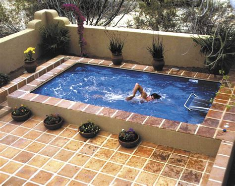 Indoor Pools Small Swimming Pool Designs
