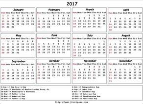 Printable Yearly Calendar 2017 With Holidays March 2017 Calendar Nz Weekly Calendar Template