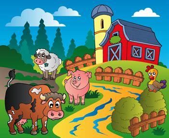imagenes infantiles granja vinilo infantil granja tenvinilo