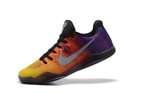 xi mens nike black mamba basketball shoe