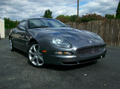 maserati spyder 2005 2005 maserati coupe information and photos momentcar