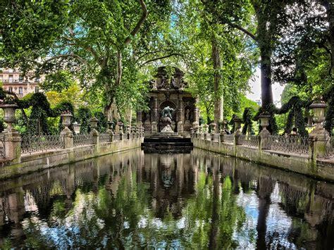 giardini di parigi il palazzo e i giardini di lussemburgo vivi parigi
