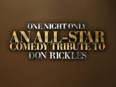 spike honors legendary comedy icon don rickles one night watch one night only an all star comedy tribute to don