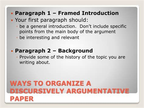 How To Organize An Argumentative Essay by College Essays College Application Essays How To Organize An Argumentative Essay