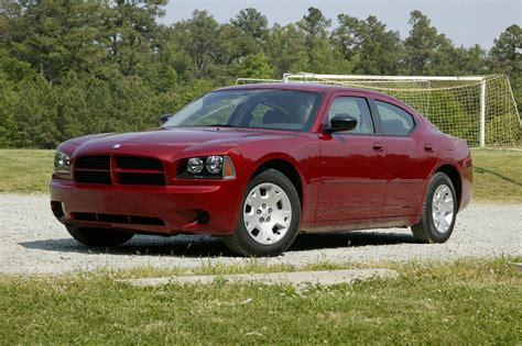 2006 dodge charger top speed
