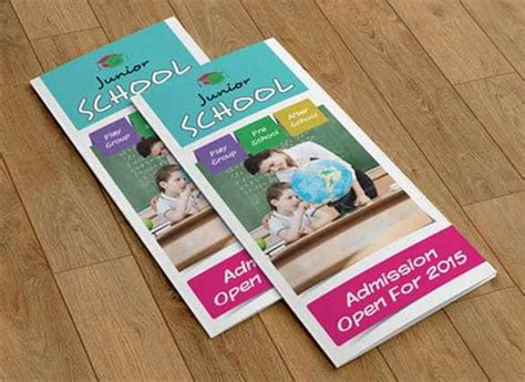 contoh brosur  flyer makanan produk promosi iklan