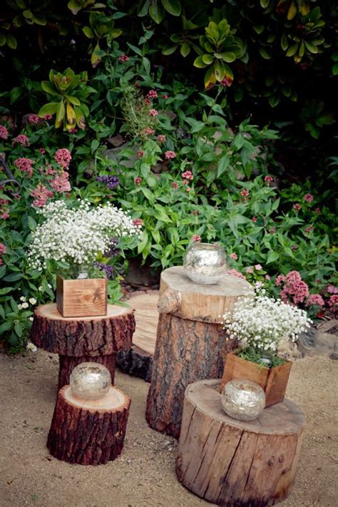 images  tree stump ideas  pinterest