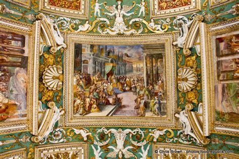 Vatican Museum Ceiling Paintings by Vatican Museum Ceiling Painting Photos Foodrepublik