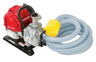 Garden Hose Water Pump New Honda Wx10 Water Pump 1 Quot With Suction Hose Included Ebay