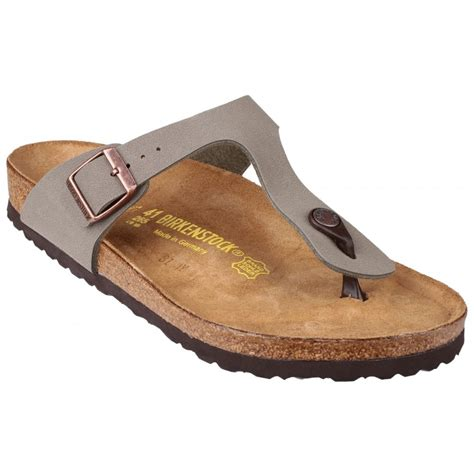 birkenstock sandals womens birkenstock gizeh s sandals shoes by mail