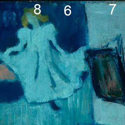 the blue room picasso picasso the blue room colourlex