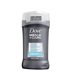 clean comfort dove dove care clean comfort deodorant stick