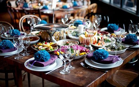 How to Select the Best Wedding Food for Your Reception