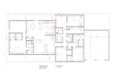 2 house blueprints blueprint plans for houses