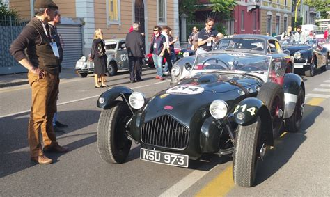 marcel roks consultants classic sport and racing cars marcel roks mille miglia 2014