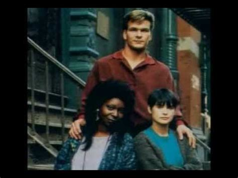 chanson film ghost youtube musique film ghost 1990 patrick swayze demi moore