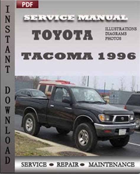 online auto repair manual 1996 toyota tacoma windshield wipe control toyota tacoma 1996 service repair servicerepairmanualdownload com